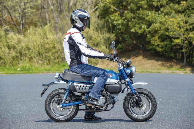 画像1: ギアつきスポーツバイクとして初めての愛車に選んでほしい! 原付二種ホンダ「モンキー125」の魅力