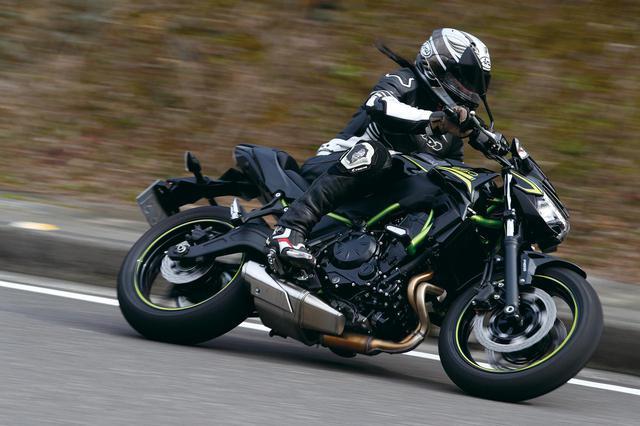 画像: カワサキ「Z650」(2020年)試乗インプレ|凄みを増したスタイリングと軽快なフットワークが光る! - webオートバイ