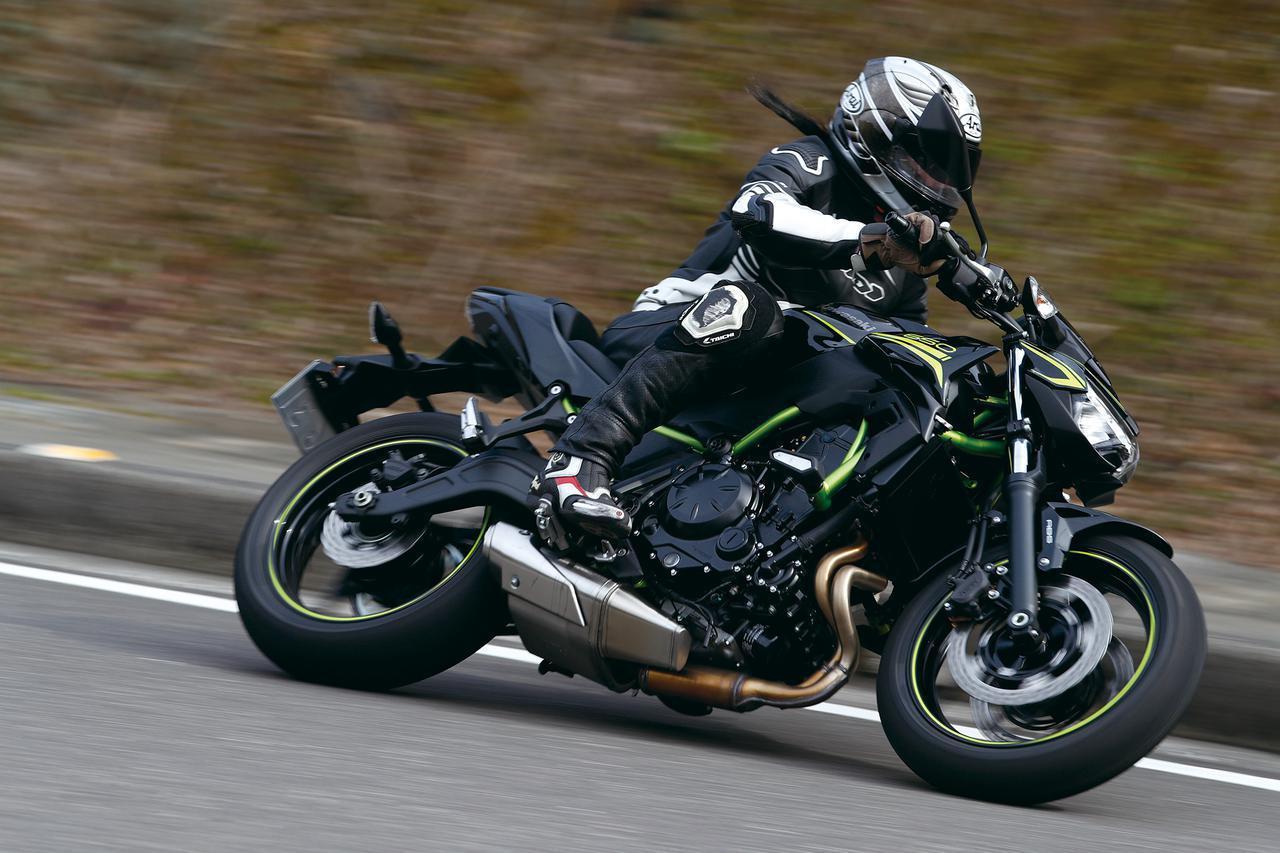 画像: カワサキ「Z650」(2020年)試乗インプレ 凄みを増したスタイリングと軽快なフットワークが光る! - webオートバイ