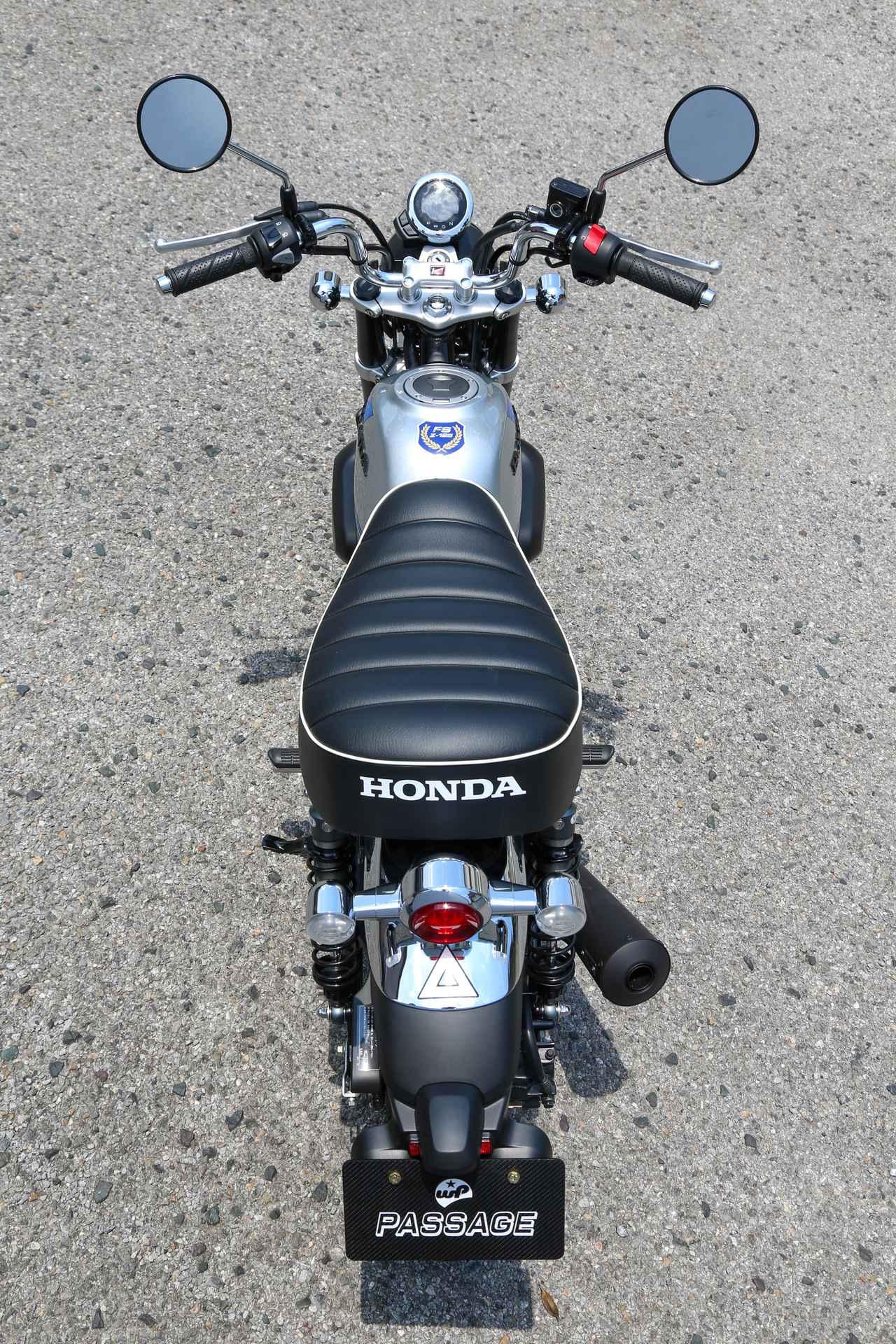 Images : 26番目の画像 - 気になるモンキーFSの写真をもっと見る! - LAWRENCE - Motorcycle x Cars + α = Your Life.