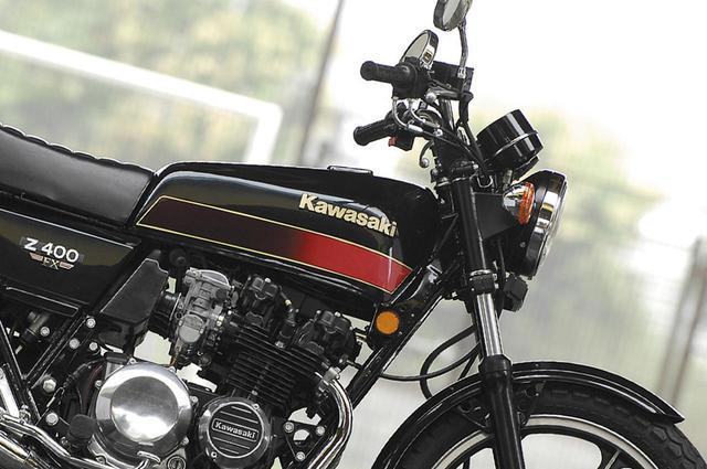 画像: カワサキ「Z400FX」歴史解説&車両紹介|4気筒400ccブームに火をつけた等身大のヒーロー! Zは丸から角へと進化、男カワサキの出発点 - webオートバイ