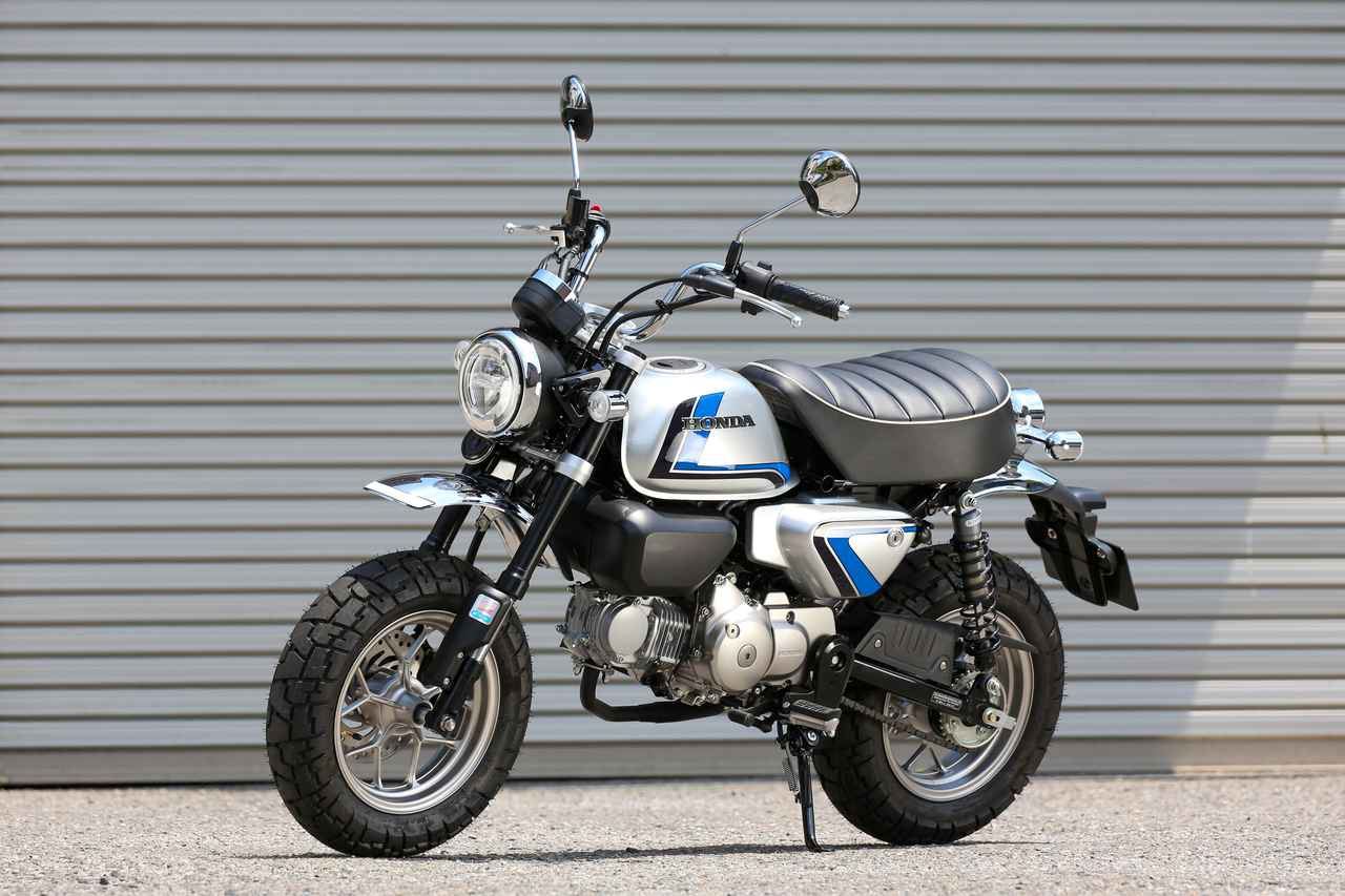Images : 13番目の画像 - 気になるモンキーFSの写真をもっと見る! - LAWRENCE - Motorcycle x Cars + α = Your Life.