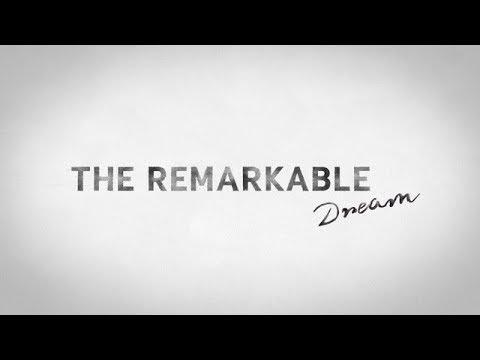 画像: The Remarkable Dream www.youtube.com
