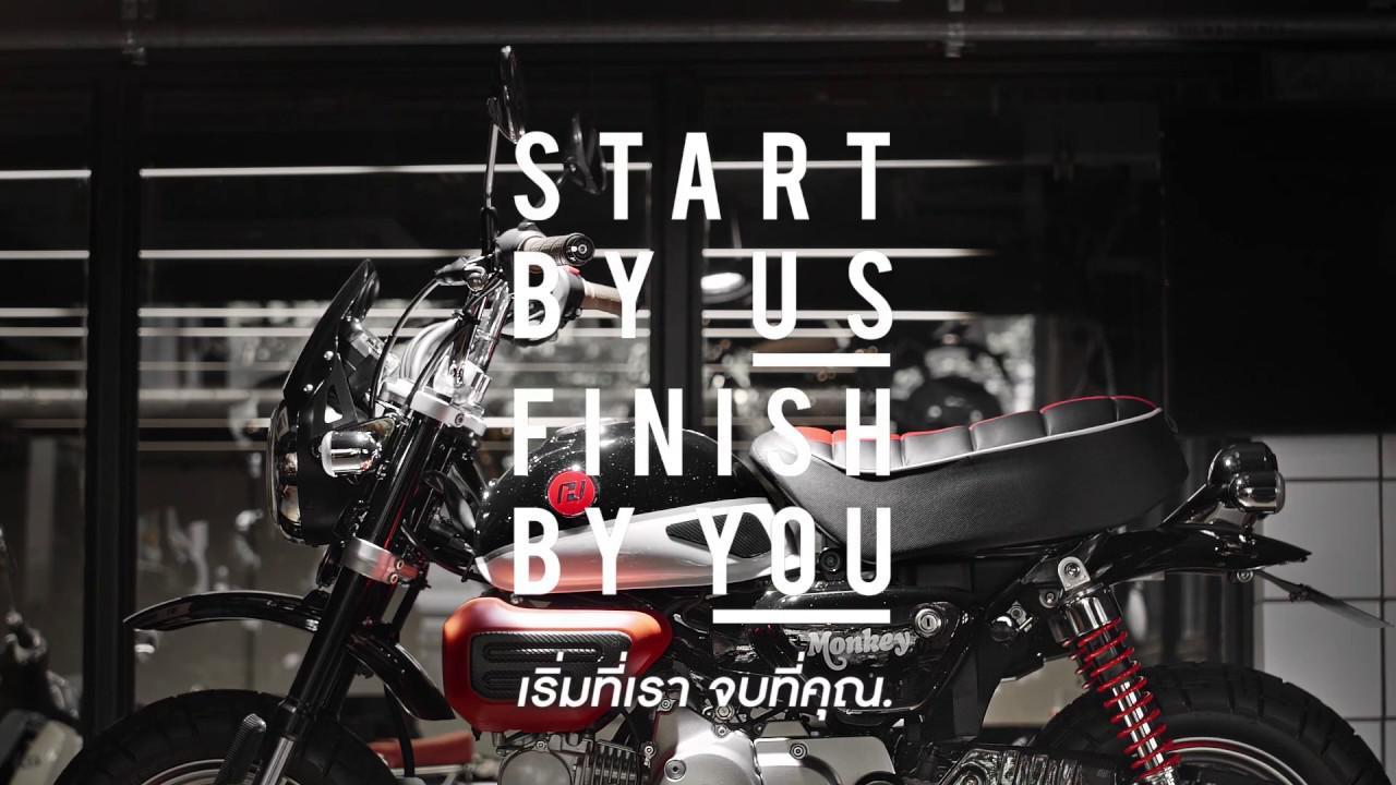 画像: START BY US FINISH BY YOU … เริ่มที่เรา จบที่คุณ. www.youtube.com