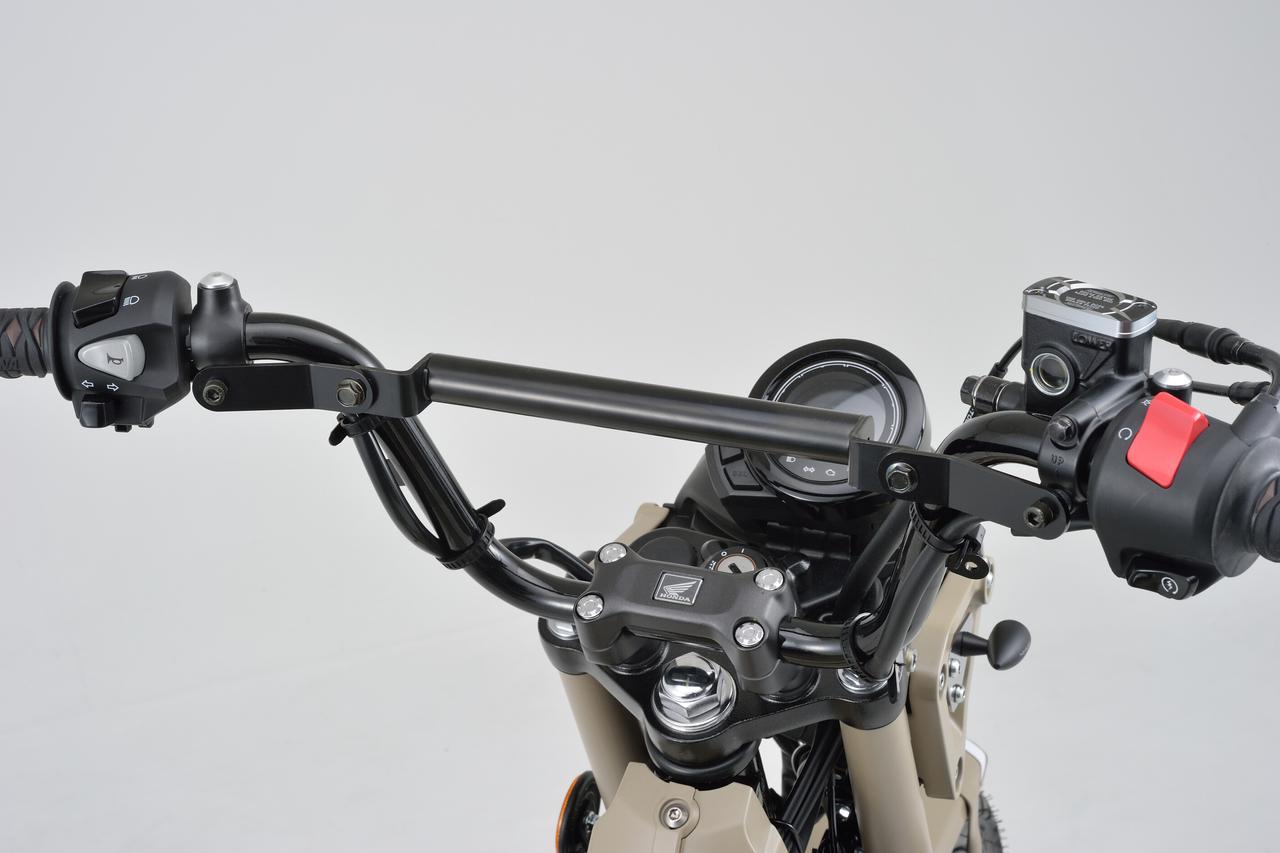 Images : 18番目の画像 - パラパラ見ているだけでも楽しい! デイトナが発表した「CT125・ハンターカブ」用のアクセサリーパーツ - webオートバイ