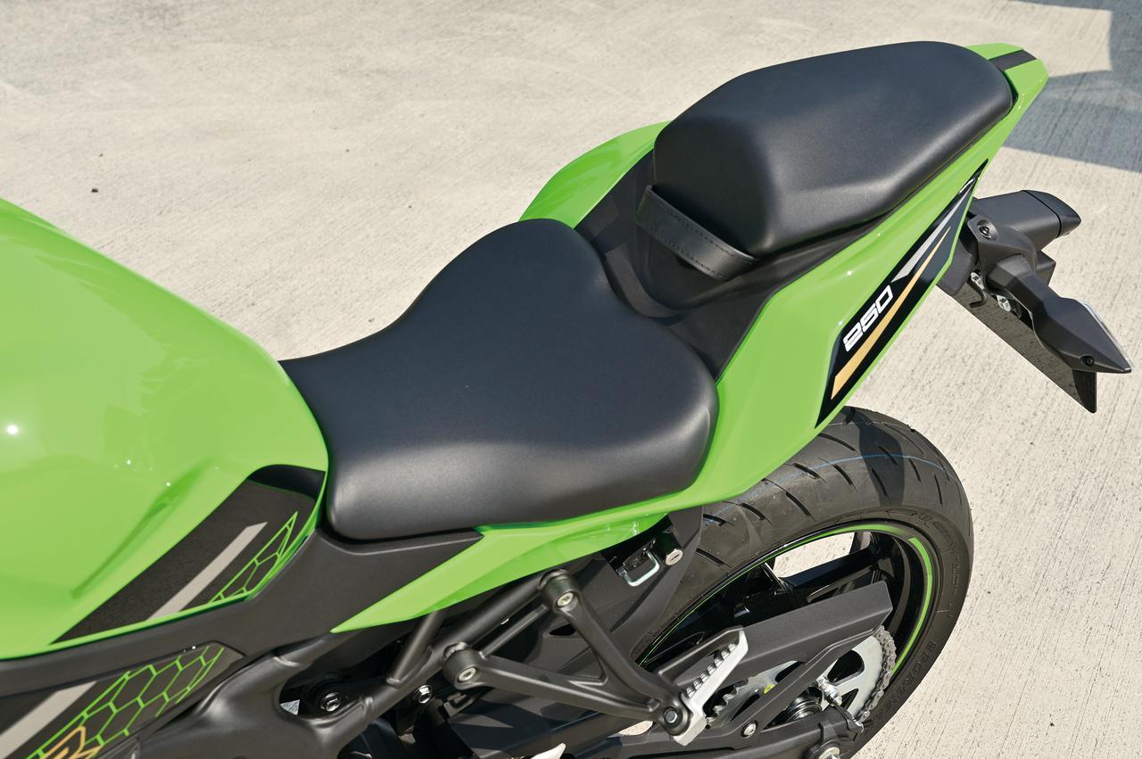 Images : 7番目の画像 - カワサキ「Ninja ZX-25R」各部 - webオートバイ