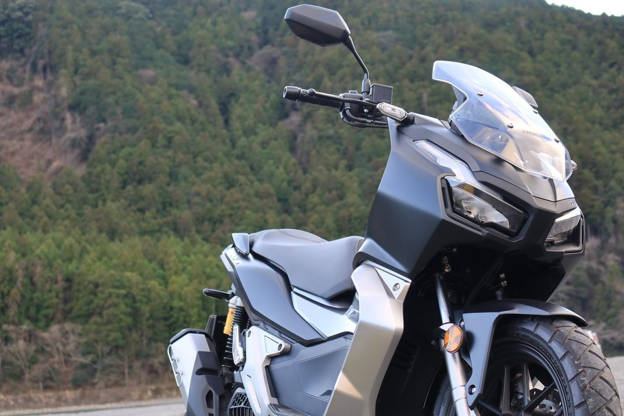 画像: Honda ADV150 総排気量:149cc 発売日:2020年2月14日 メーカー希望小売価格(税込):45万1000円