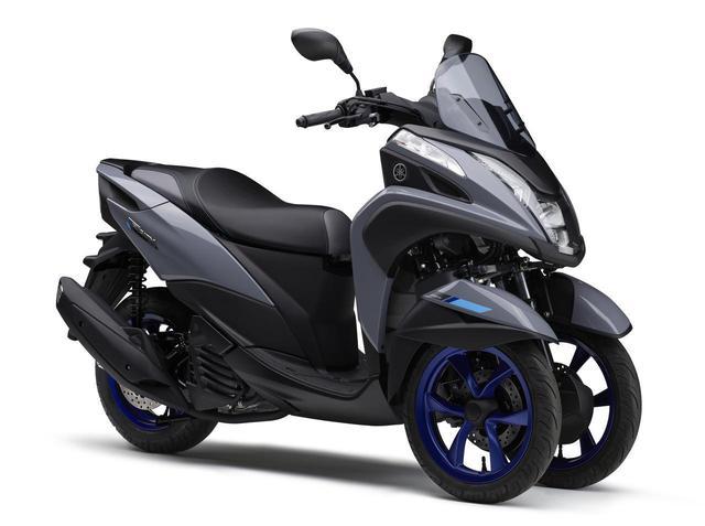 画像: YAMAHA TRICITY 155 排気量:155cc メーカー希望小売価格:48万4000円(税込) 現行モデルの発売日:2020年5月15日