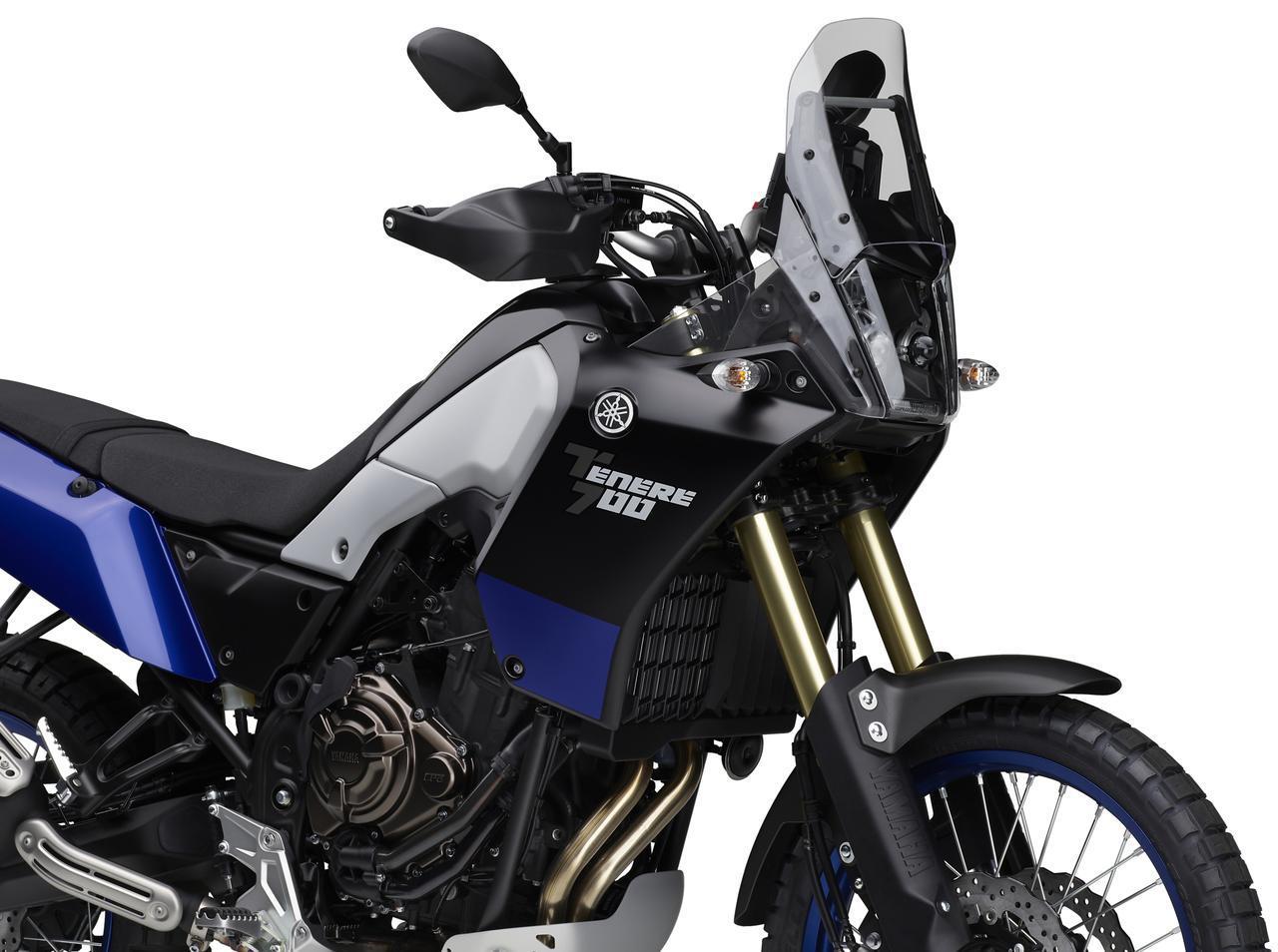 画像: ヤマハ「テネレ700 ABS」 のカラーやスペック、特徴などの情報はこちら! - webオートバイ