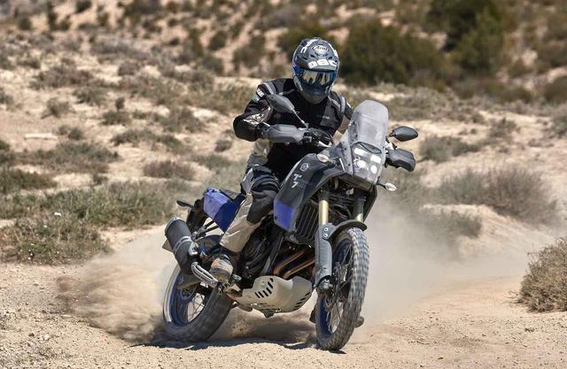 画像: ヤマハ「テネレ700」世界初試乗レポート! - webオートバイ