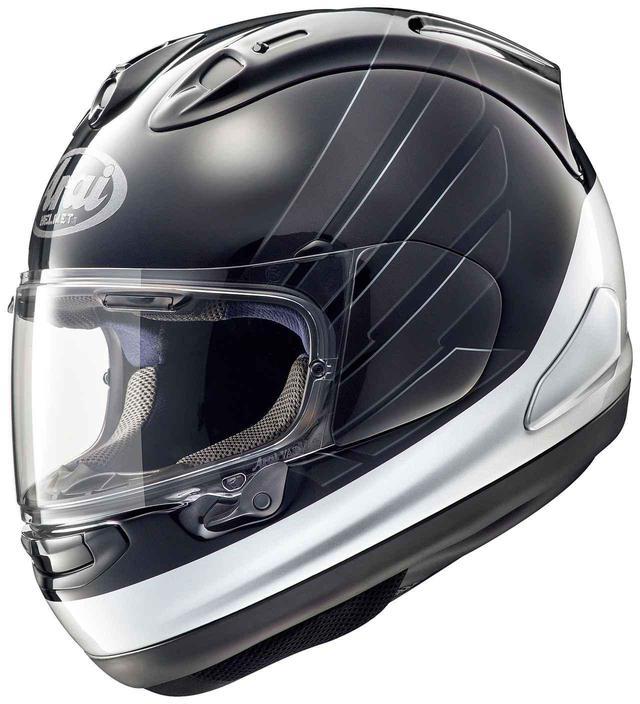 画像: CBファンを狙いうち!〈Arai×Honda〉のフルフェイス・ヘルメット「RX-7X CB」が登場! - webオートバイ