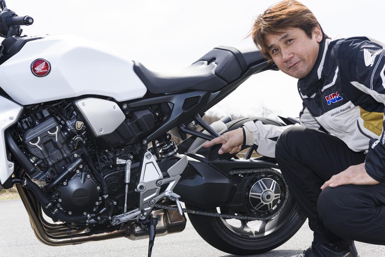 画像1: 伊藤真一さんがお気に入りのバイクを2年ぶりにチェック! ホンダ CB1000R(2020年)試乗インプレ【ロングラン研究所】