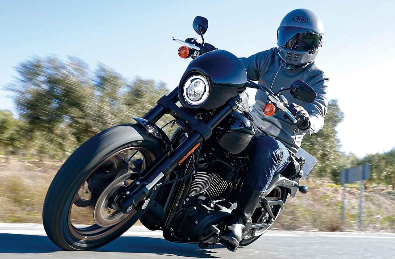 画像: ハーレーダビッドソン「LOW RIDER S」(2020年)解説&試乗インプレ ソフテイルの面白さが詰まった新生ローライダー S - webオートバイ