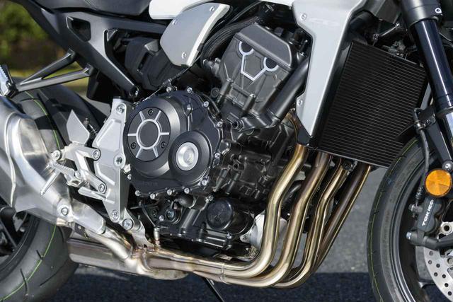 画像2: CB1000Rの走行モードの使い分けは?