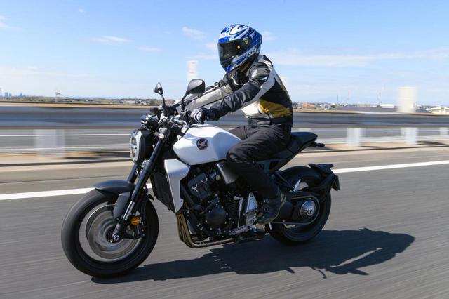 画像1: 伊藤真一さんの欲しいバイク・ランキングで「CB1000R」は第何位に?