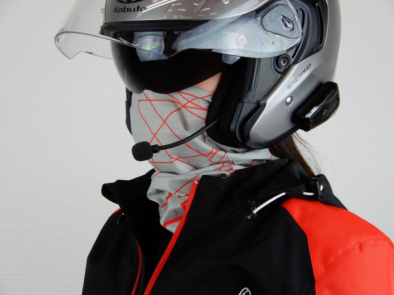 画像: マスクの代用品にもなる!? バリエーションは合計11種、アルパインスターズから「ネックチューブ」が販売開始 - webオートバイ