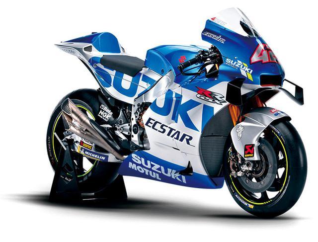 画像: MotoGPマシン GSX-RR