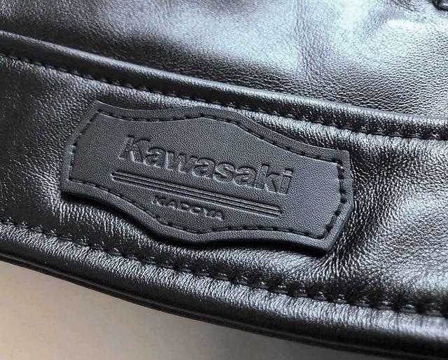 画像: 「Kawasaki × KADOYA」コラボライダースジャケット発売 - webオートバイ