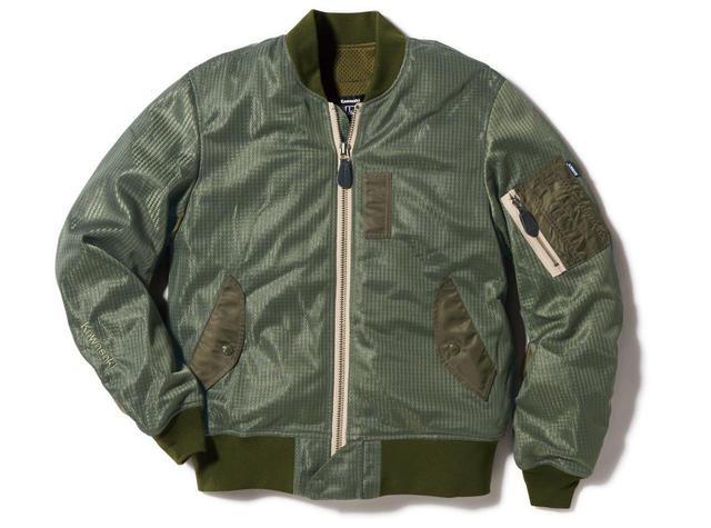 画像: おしゃれなメッシュジャケットを探しているなら、これも候補のひとつでしょ!