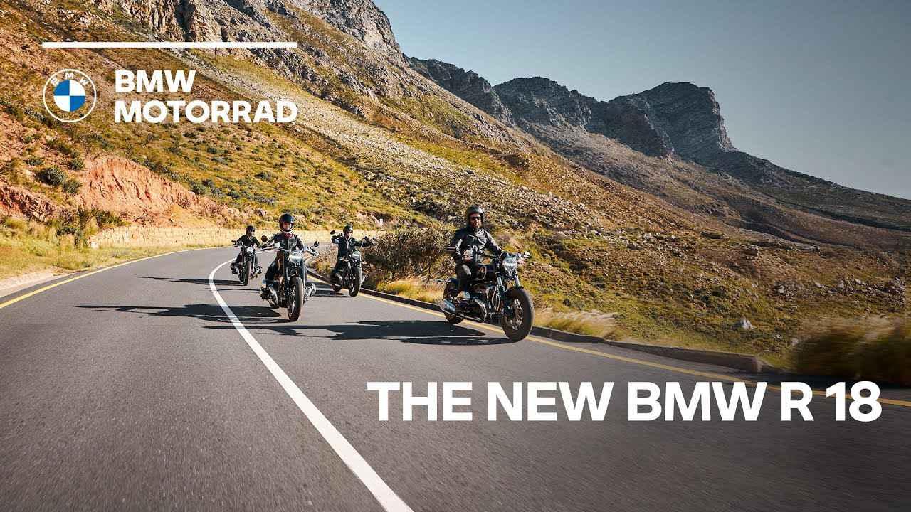 画像: The new BMW R 18 - Soul is all that matters. www.youtube.com