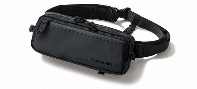 画像: カワサキプラザは「Good Times Collection」としておしゃれな製品を多数展開 - webオートバイ