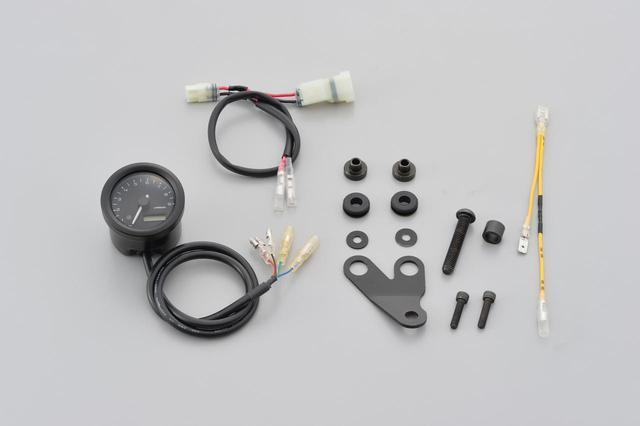 画像14: レブル250にタコメーターをつけたい! 新型&旧型レブルに対応する専用タコメーターキットがデイトナから新発売