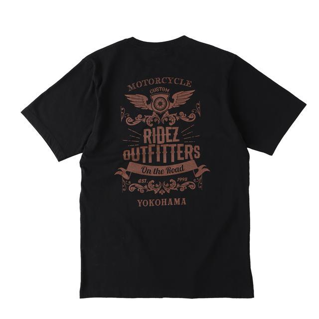 画像13: ライダーの夏。ニッポンの夏。RIDEZから日本製Tシャツの新作が4型・計8種類登場! あなたはどれが好き?