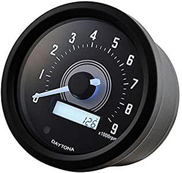 画像: Amazonでもお買い求めいただけます。 | デイトナ(Daytona) VELONA バイク用 タコメーターキット φ60/9000rpm表示 REBEL250(17〜19) 17252 | タコメーター | 車&バイク