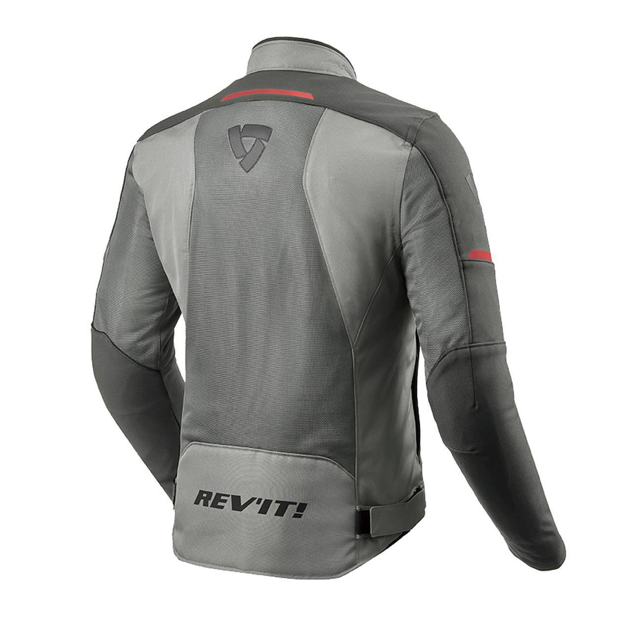 画像6: 丈夫で高品質なメッシュジャケットをお探しなら「レブイット」もあり! 2020年夏向けの新製品を3着紹介します!