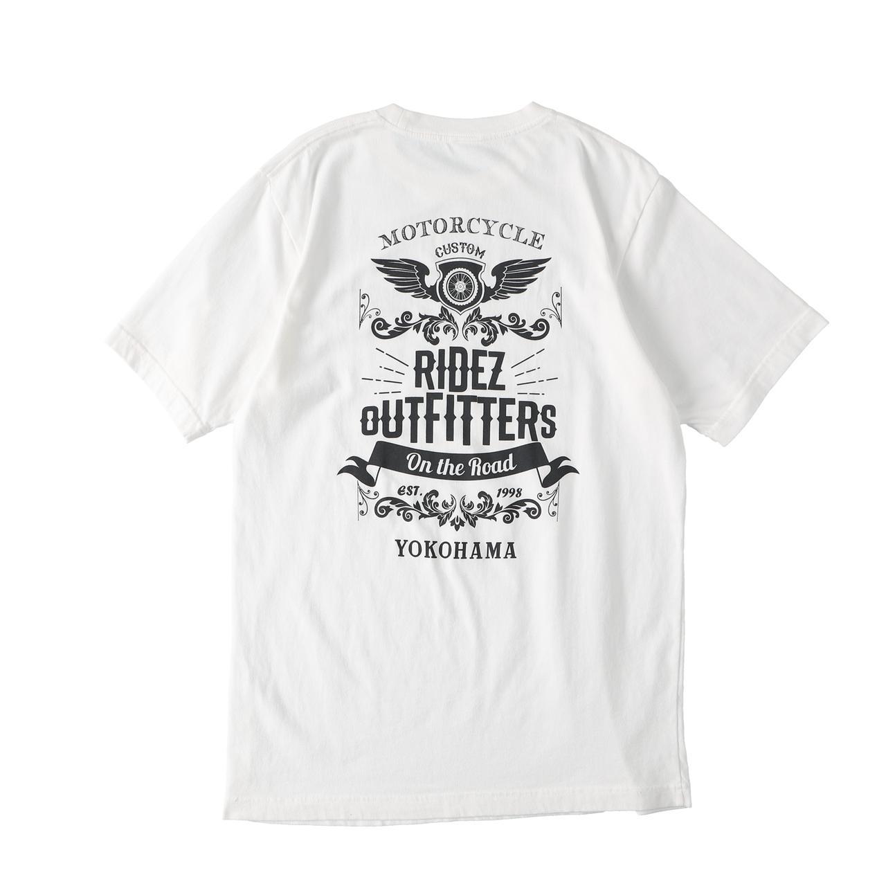 画像14: ライダーの夏。ニッポンの夏。RIDEZから日本製Tシャツの新作が4型・計8種類登場! あなたはどれが好き?