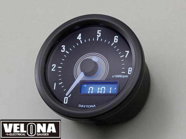 画像: VELONA 電気式タコメーター