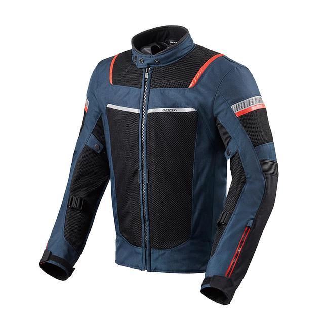 画像3: 丈夫で高品質なメッシュジャケットをお探しなら「レブイット」もあり! 2020年夏向けの新製品を3着紹介します!