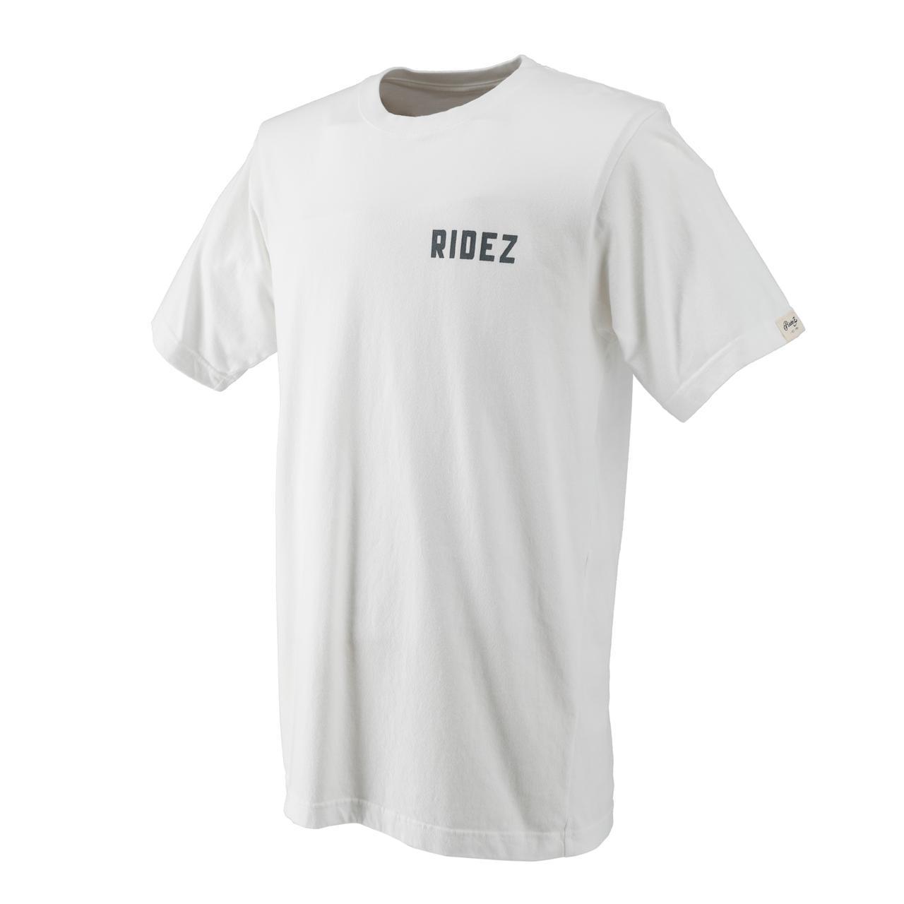画像2: ライダーの夏。ニッポンの夏。RIDEZから日本製Tシャツの新作が4型・計8種類登場! あなたはどれが好き?