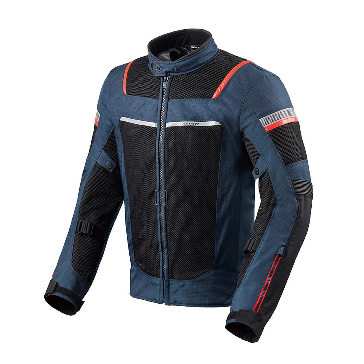 画像8: 丈夫で高品質なメッシュジャケットをお探しなら「レブイット」もあり! 2020年夏向けの新製品を3着紹介します!