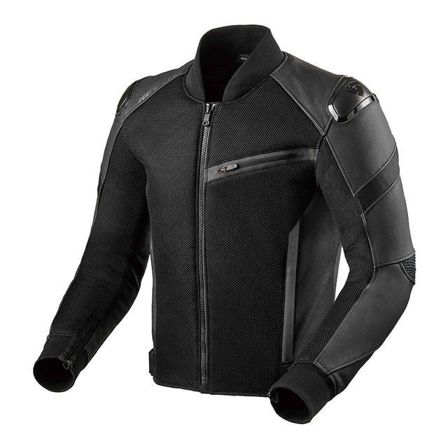 画像1: 丈夫で高品質なメッシュジャケットをお探しなら「レブイット」もあり! 2020年夏向けの新製品を3着紹介します!