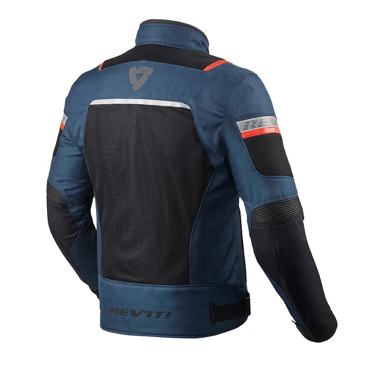 画像4: 丈夫で高品質なメッシュジャケットをお探しなら「レブイット」もあり! 2020年夏向けの新製品を3着紹介します!