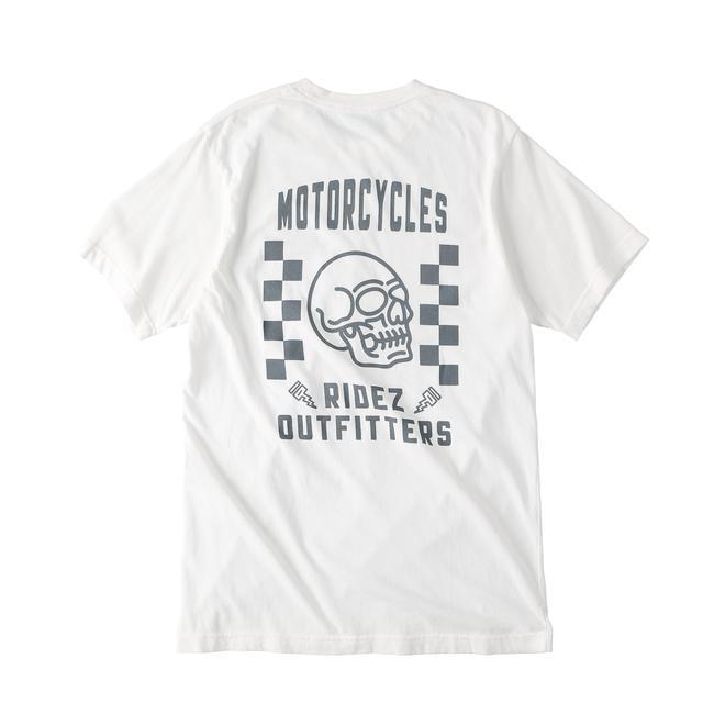 画像10: ライダーの夏。ニッポンの夏。RIDEZから日本製Tシャツの新作が4型・計8種類登場! あなたはどれが好き?