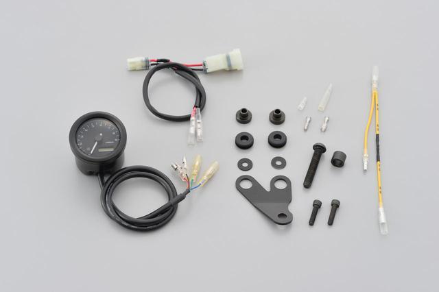画像7: レブル250にタコメーターをつけたい! 新型&旧型レブルに対応する専用タコメーターキットがデイトナから新発売
