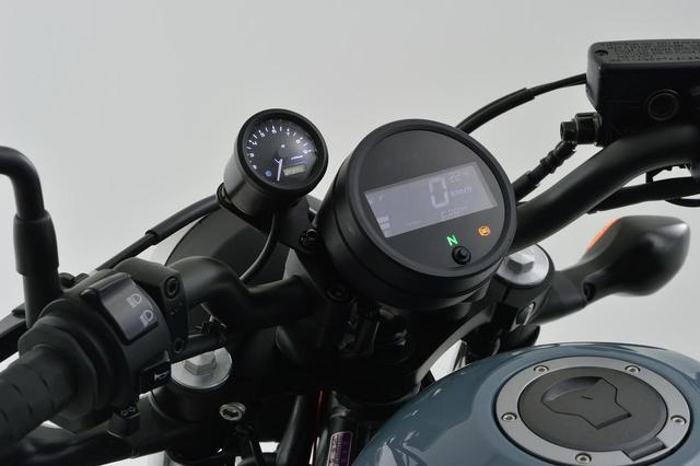 画像4: レブル250にタコメーターをつけたい! 新型&旧型レブルに対応する専用タコメーターキットがデイトナから新発売