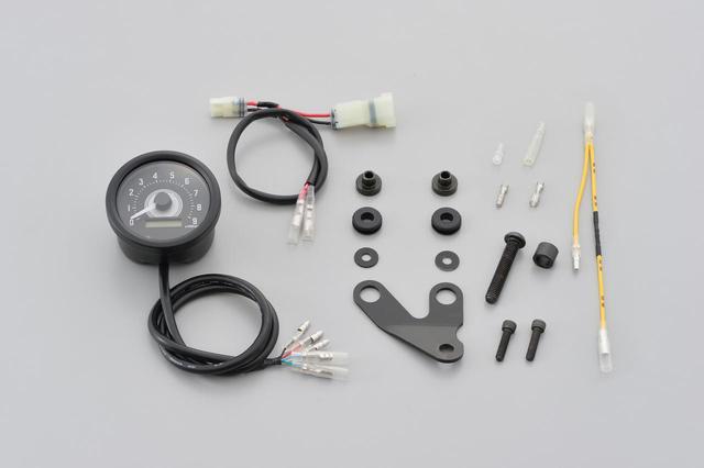 画像3: レブル250にタコメーターをつけたい! 新型&旧型レブルに対応する専用タコメーターキットがデイトナから新発売