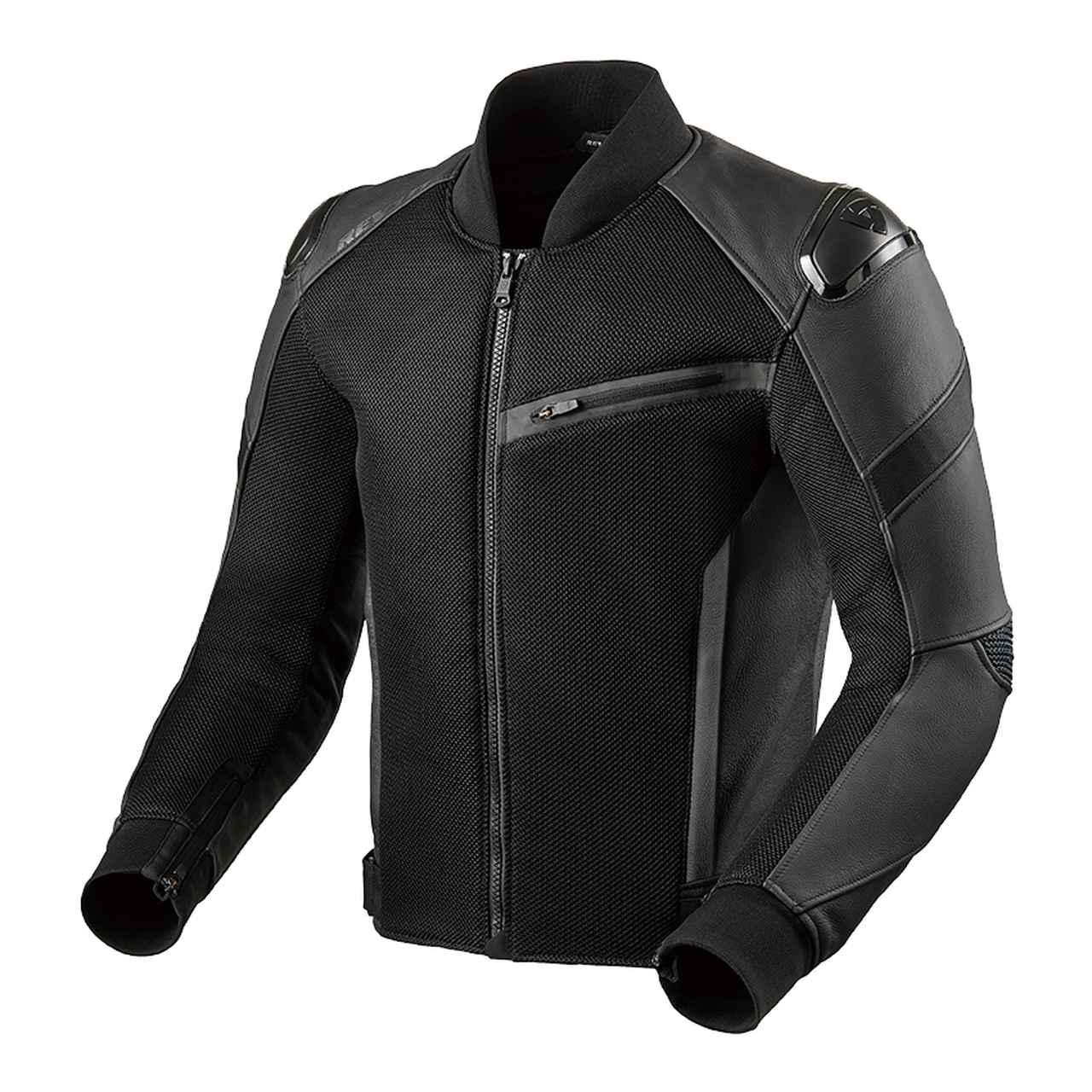 画像7: 丈夫で高品質なメッシュジャケットをお探しなら「レブイット」もあり! 2020年夏向けの新製品を3着紹介します!