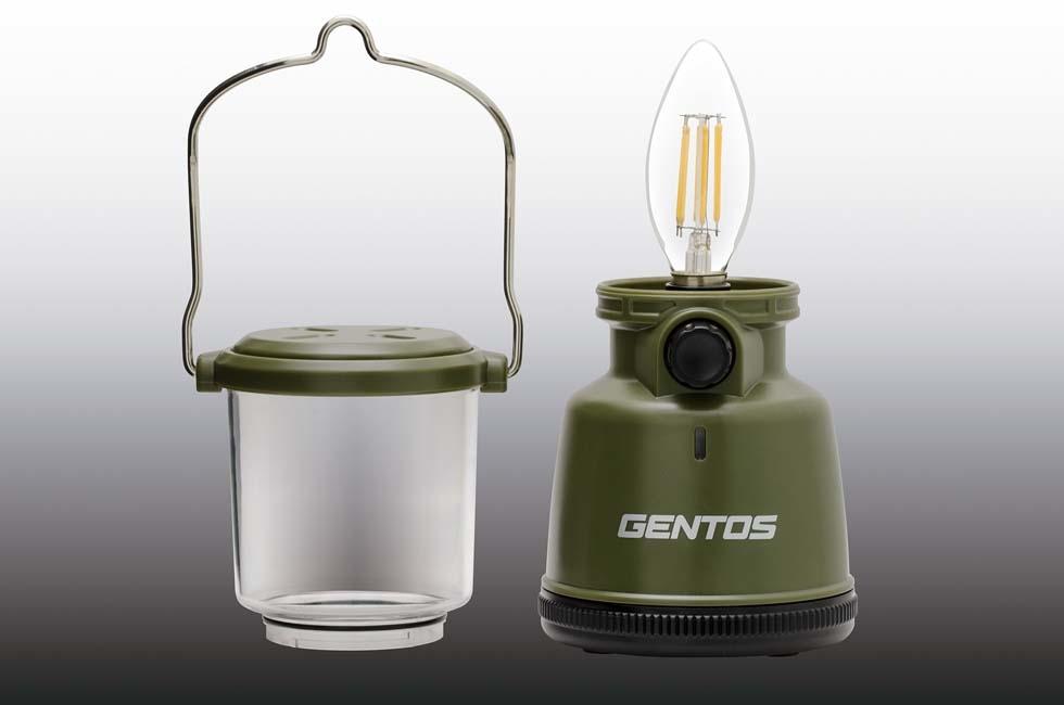画像: EX-400F - GENTOS