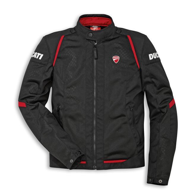 画像: Flow C3 - ファブリックジャケット(メンズ) | Motorcycle wear | apparel Ducati