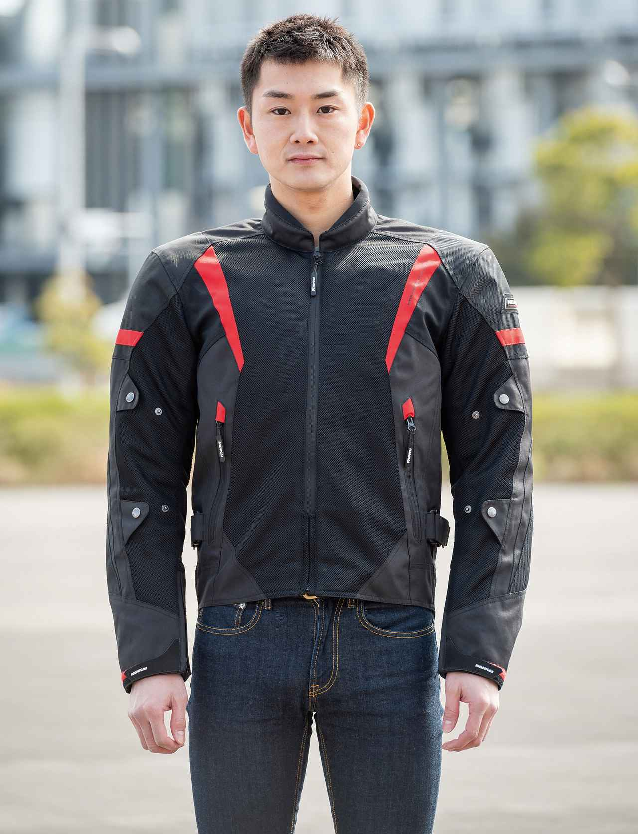 画像: NANKAI SDW-4132 ハニカムDサマージャケット 税込:2万4200円