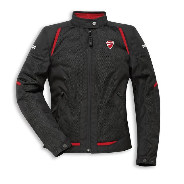 画像: Flow C3 - ファブリックジャケット(レディス) | Motorcycle wear | apparel Ducati