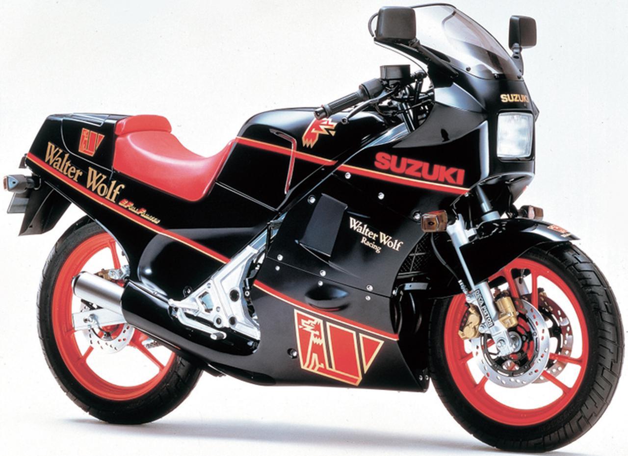 画像10: スズキ「RG250ガンマ」の歴史を一気に振り返る! RG250Γヒストリー(1983-1987)