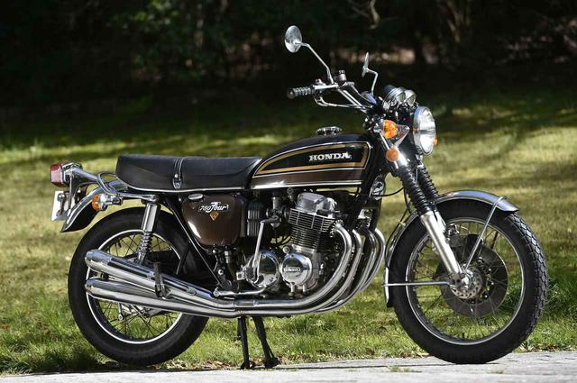 画像: THE〝FACTORY STOCK〟1973 CB750FOUR K3