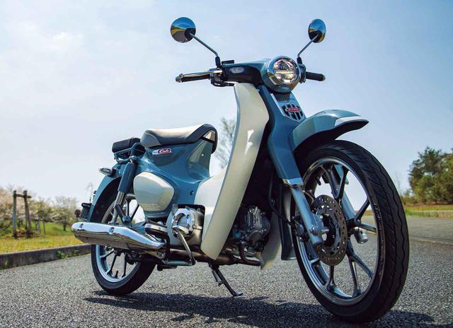 画像: ホンダ「スーパーカブ C125」(2020年)インプレ&解説 - webオートバイ