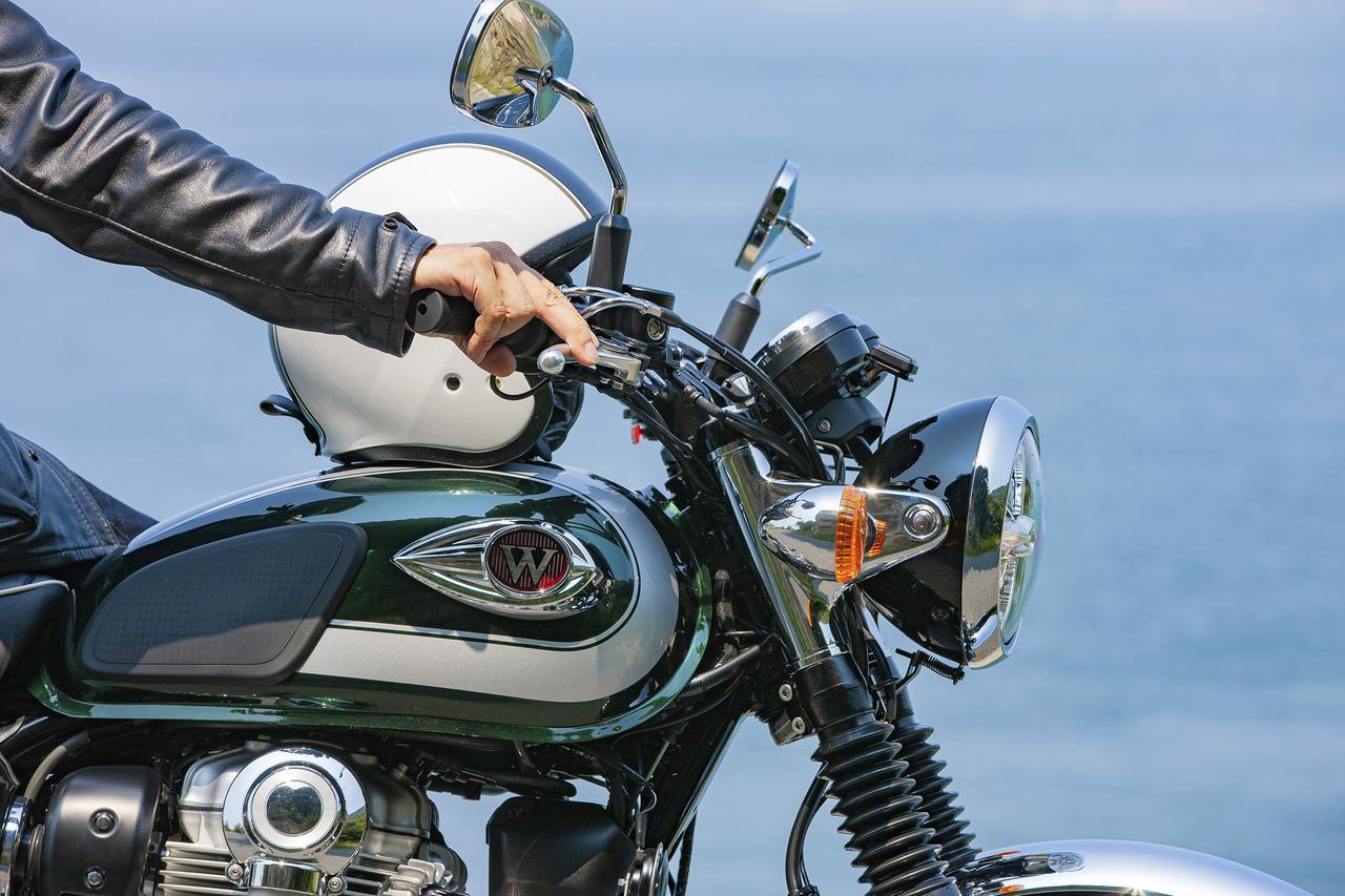 画像: 【アンケート企画】カワサキ「W800/STREET/CAFE」どれが好き? - webオートバイ