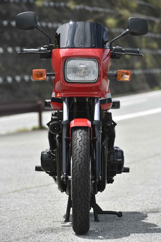 画像1: 「専用設計ナナハン」Kawasaki Z750GP(1982)<ミスター・バイクBG>